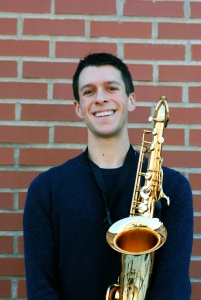 Montreal Saxophone Teacher - Dustin Finer